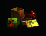 Open Scattered Presents