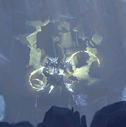 Avator of Meta draining power core