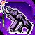 Icon Dual Pistol 006 Purple