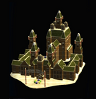Gingerbread Arkham Asylum