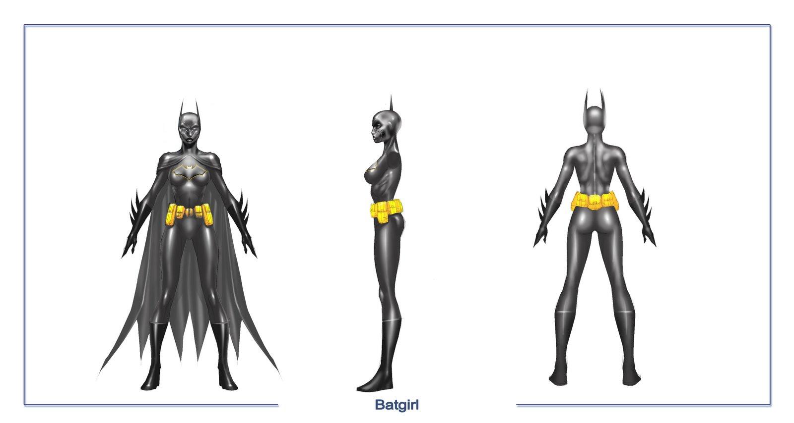Batgirl Dc Universe Online Wiki Fandom Powered By Wikia