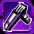 Icon Back 002 Purple