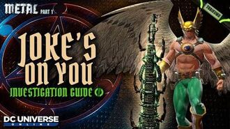 "DCUO Episode 35 ""Joke's On You"" Investigation Guide and Reward"