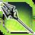 Icon Staff 005 Green