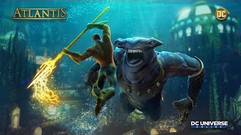 New Event & Episode ATLANTIS! OFFICIAL TRAILER