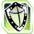 Icon Shield 006 Green