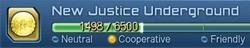 Renown New Justice Underground