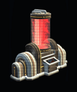 Crimson Mist Container Device