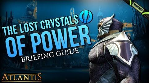 """DCUO Episode 33 """"The Lost Crystals of Power"""" Briefing Locations Guide & Reward"""