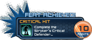 Feat - Critical Hit