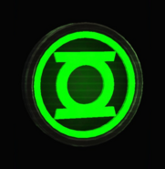 Green Lantern Corps Wall Banner