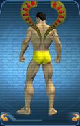 BackEgyptian