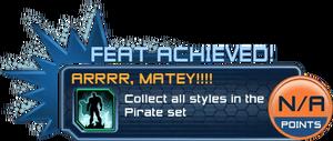 Feat - ARRRR, MATEY