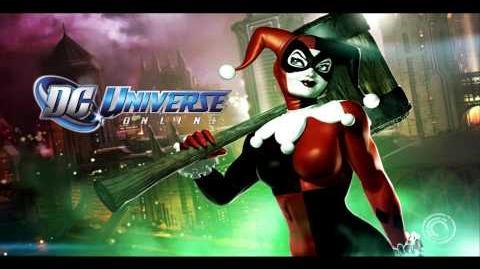 DC Universe Club Lexcellence BGM Theme