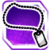 Icon Neck 017 Purple