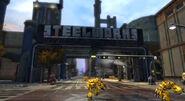 SteelworksRobotOccupied