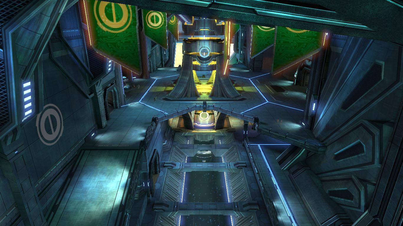 Tech Wing (Watchtower) | DC Universe Online Wiki | FANDOM ...
