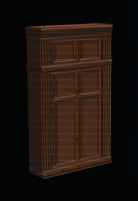 Exceptionnel Double Door Armoire.png