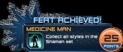 Feat - Medicine Man