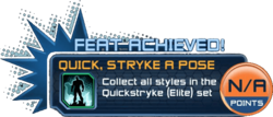 Feat - Quick, Stryke a Pose