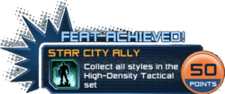Feat - Star City Ally