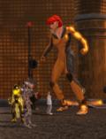 Giganta (Metropolis Anti-Matter Invasion Zone)