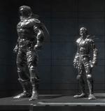 Statuaries - Silver