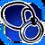 Icon Neck 009 Blue