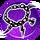 BI Necklace Purple