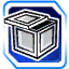 BI Crate Middle Blue