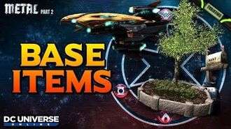 DCUO Episode 36 Thanagarian Base Items