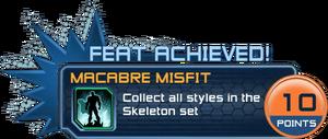 Feat - Macabre Misfit