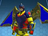 Winged Fury