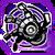 Icon Hand Blast 009 Purple