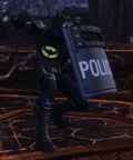 GCPD Batman (Return to the Nexus)