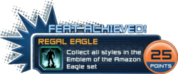 Feat - Regal Eagle