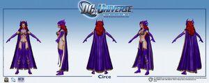 DC ren icnChar Circe multi