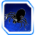 Icon Spider Blue