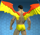 Aerial Crusader Wings of Aggression