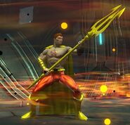 Hellstorm dc universe online by comix fan-d4upde8