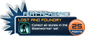 Feat - Lost and Foundry