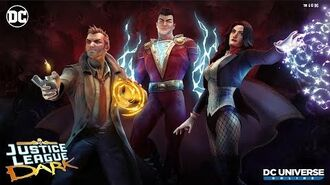 New Event & Episode JUSTICE LEAGUE DARK! OFFICIAL TRAILER