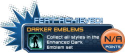Feat - Darker Emblems