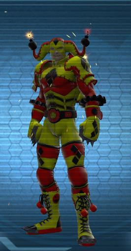Punchline Armor Style Set Dc Universe Online Wiki Fandom