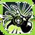 Icon Hand Blast 008 Green