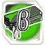 Equipment Mod Beta Green (icon)