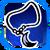 Icon Neck 019 Blue