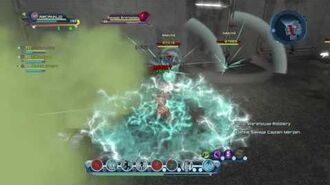 DCUO FEAT BULLET TIME