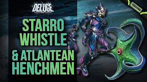 DCUO Episode 31 Starro Whistle & Atlantean Henchmen Trinkets