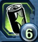 Zesti Cola six pack